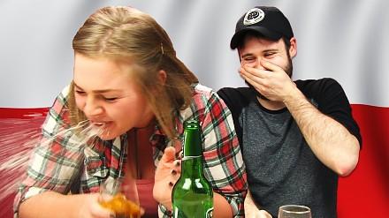 Irlandczycy próbują polskich piw