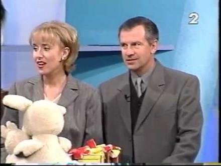 Krzyżówka szczęścia - Teleturniej TVP 3