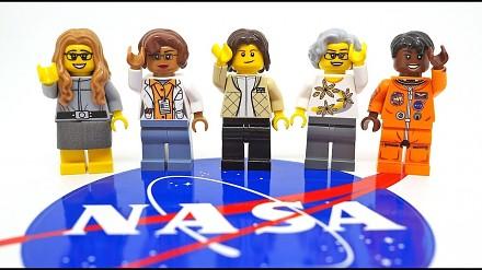 Kim było pięć kobiet, które pracowały dla NASA?