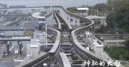 Perfekcyjny system sterujący jednoszynowymi pociągami
