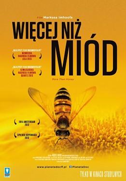 Więcej niż miód, czyli film o tym, jak ważne są pszczoły