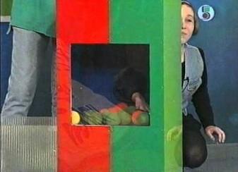 Krzyżówka 13-latka - teleturniej dla dzieci z 1994 roku