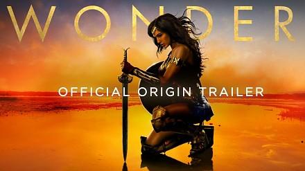 Wonder Woman - zwiastun ostateczny