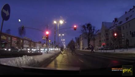 Polscy kierowcy i nieśmiertelni przechodnie