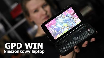 GPD Win - kieszonkowy laptop dla graczy!
