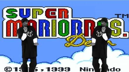 Gdyby Snoop Dogg zrobił Mario Brosa