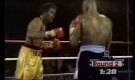 To chyba jedna z najlepszych walk w historii boksu