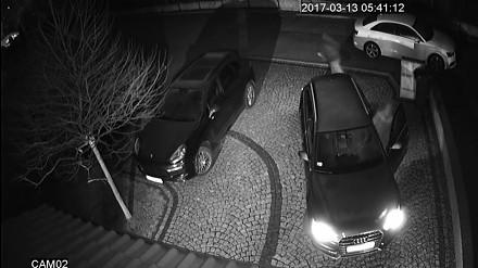 Ukradli Audi A6 w 40 sekund! Złodzieje z Katowic poszukiwani