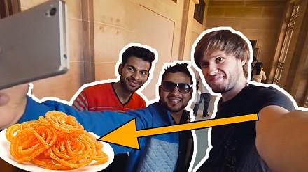 Podróż przez północne Indie. Selfie, słodycze i wódeczka, która pomoże na wszystko