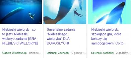 """Cała prawda o """"niebieskim wielorybie"""", grze, która rzekomo zabiła 130 rosyjskich nastolatków"""