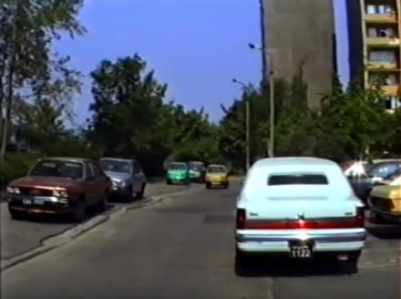 Komunijny lans lat 90.