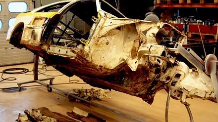 10 lat pracy nad odbudową Audi Quattro A2 z 1983 roku