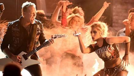 Duet, który zszokował wielu fanów ostrego grania - Metallica i Lady Gaga