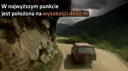 Najbardziej niesamowite drogi świata
