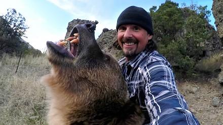 Mój brat niedźwiedź - Casey i Brutus