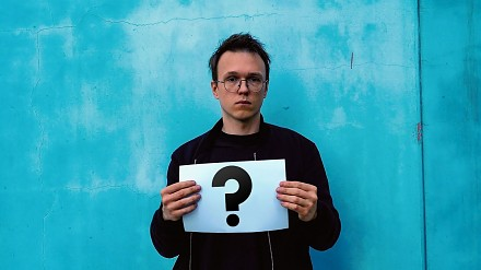 Krzysztof Gonciarz o ciekawości