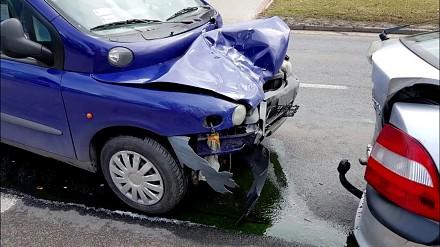 Kolejna dawka braku rozwagi polskich kierowców
