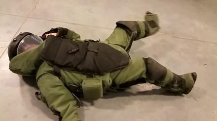 Narzeczona w bombowym kostiumie