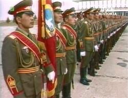 Jaruzelski w 1986 roku w Korei, kraju szczęścia i radości