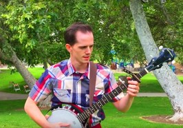 Rekord Guinnessa - Najszybszy muzyk banjo