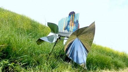 Niezwykły szklany instrument, z którego można wydobyć niesamowite dźwięki