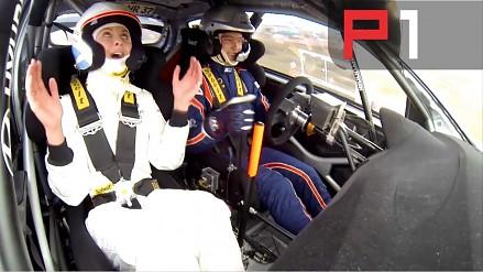 WRC i wielki skok, czyli jak dogodzić dziewczynie w nietypowy sposób