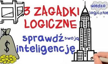 Zagadki logiczne na inteligencję - sprawdź się