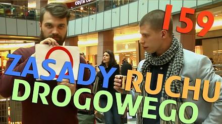 Co Polacy wiedzą o zasadach ruchu drogowego?