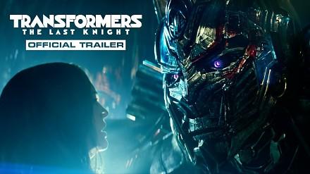 Transformers: Ostatni rycerz (zwiastun)