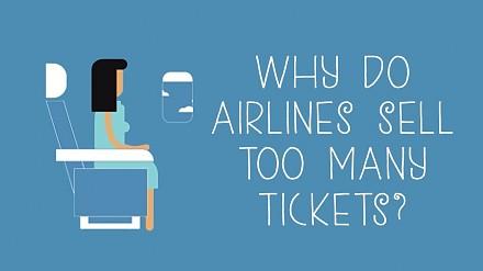 Overbooking - czemu linie lotnicze sprzedają więcej biletów niż mają miejsc?