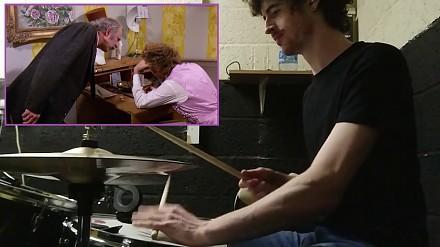 Willy Wonka kontra perkusja
