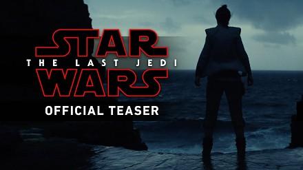 Star Wars: The Last Jedi (oficjalny teaser)