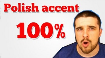 Naucz się polskiego akcentu w angielskim