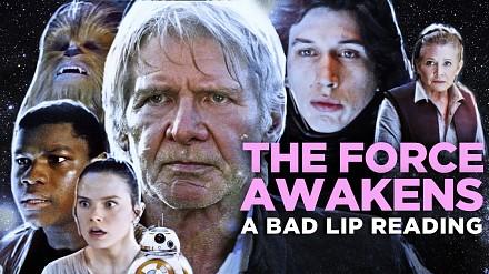 Przebudzenie Mocy - Bad Lip Reading