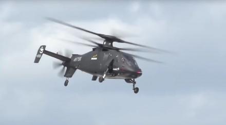Pokaz amerykańskiego helikoptera nowej generacji