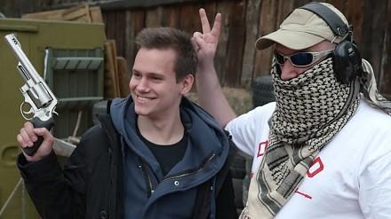 """Broń czarnoprochowa vs """"zwykli ludzie"""""""