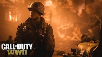 Zwiastun Call of Duty: WWII