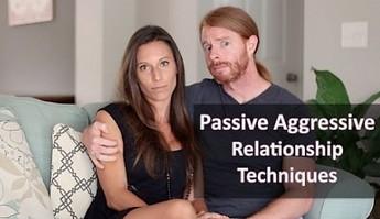 Jak kontrolować związek przez pasywną agresywność