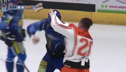 Hokej vs. Football