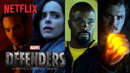 Marvel's The Defenders - zwiastun