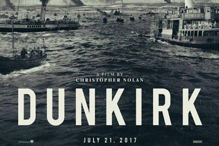 "Nowy trailer do filmu ""Dunkierka"" Christophera Nolana"