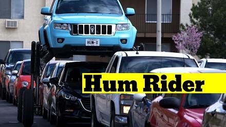 Hum Rider - czyli sposób na korki