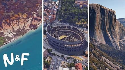 Jak powstają obrazy 3D na Google Earth i Google Maps