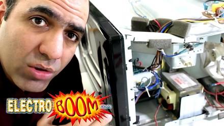 Jak działa mikrofala? Wyjaśnia Mehdi Sadaghdar
