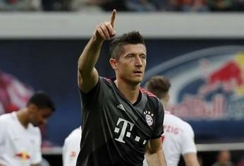 Niesamowity mecz Bundesligii - Lipsk vs Bayern