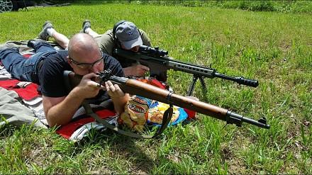 Jak nie strzelać z broni dużego kalibru?