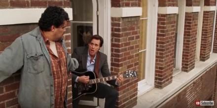 10 najlepszych wykonań wokalnych Jima Carreya