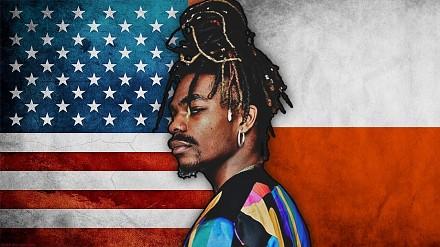Wywiad z raperem, który przeprowadził się do Polski ze Stanów?