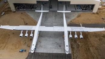 Największy samolot na świecie z projektu kosmicznego