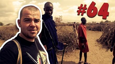 Przez Świat na Fazie - kenijscy Masajowie